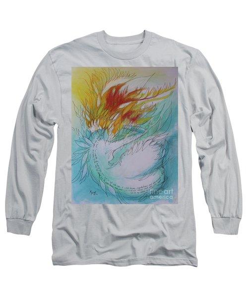 Burning Thoughts Long Sleeve T-Shirt