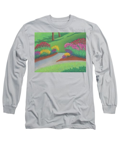 Butterfly Garden Long Sleeve T-Shirt