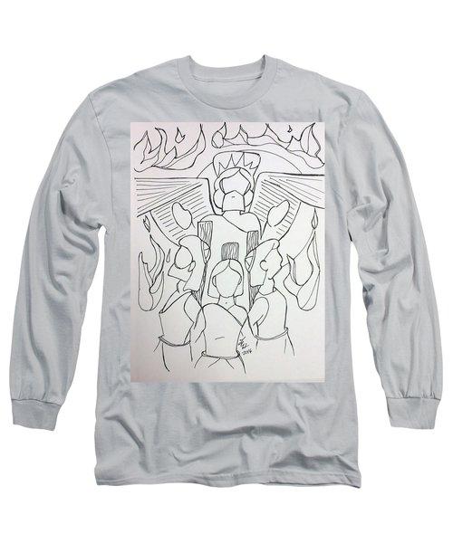 By Faith Long Sleeve T-Shirt