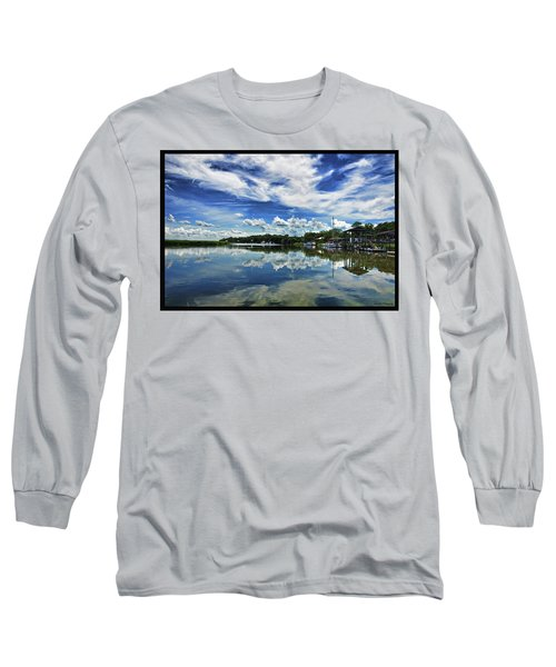 By The Still River Long Sleeve T-Shirt