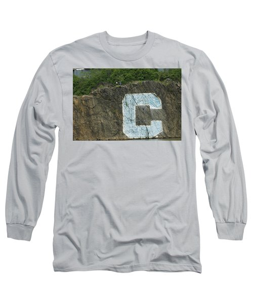 C Rock Of Columbia University Long Sleeve T-Shirt