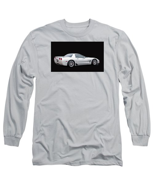 C6 Corvette Long Sleeve T-Shirt