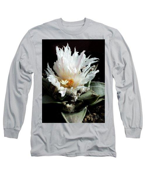 Cactus Flower 8 Long Sleeve T-Shirt