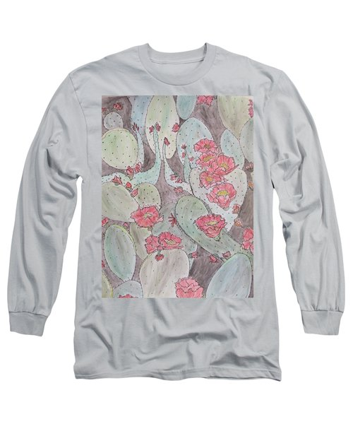 Cactus Voices #2 Long Sleeve T-Shirt