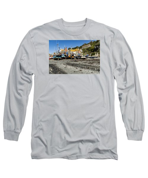 Cadgwith Cove Long Sleeve T-Shirt