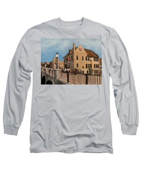 Cafe Hollander 2 Long Sleeve T-Shirt