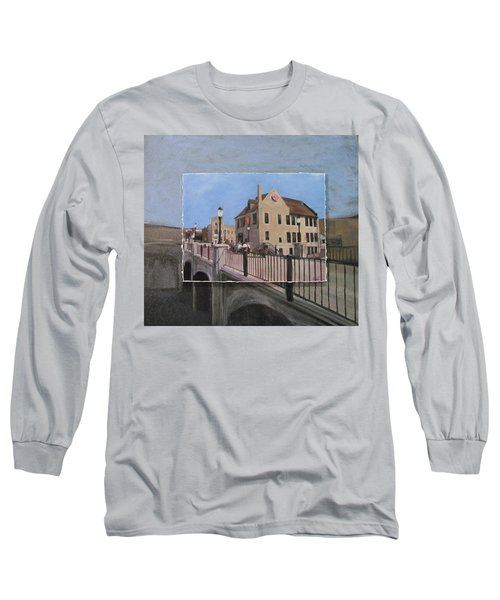 Cafe Hollander 2 Layered Long Sleeve T-Shirt