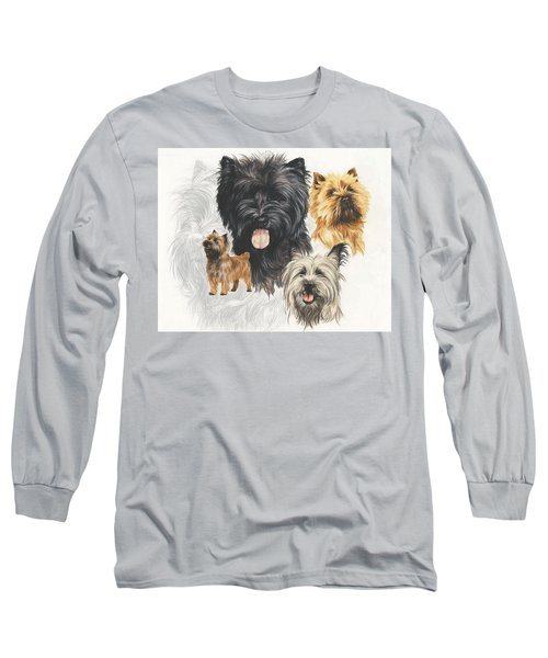Cairn Terrier Revamp Long Sleeve T-Shirt