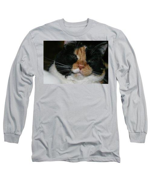 Long Sleeve T-Shirt featuring the photograph Cal-2 by Ellen Lentsch