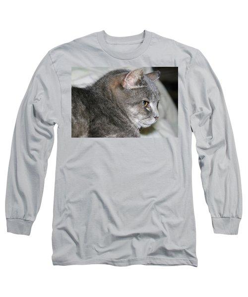 Long Sleeve T-Shirt featuring the photograph Cal-6 by Ellen Lentsch