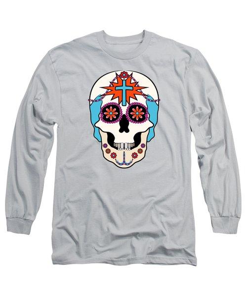 Calavera Graphic Long Sleeve T-Shirt