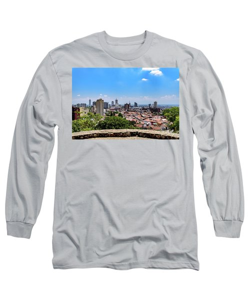 Cali Skyline Long Sleeve T-Shirt