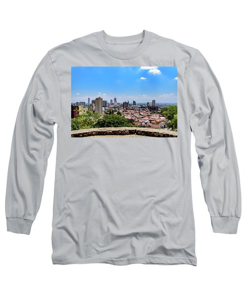 Cali Skyline Long Sleeve T-Shirt