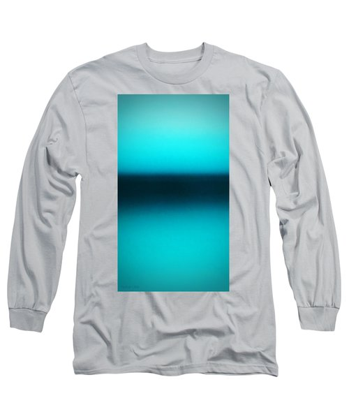 Calm Morning Long Sleeve T-Shirt