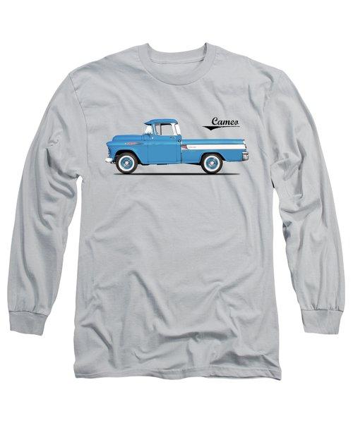 Cameo Pickup 1957 Long Sleeve T-Shirt