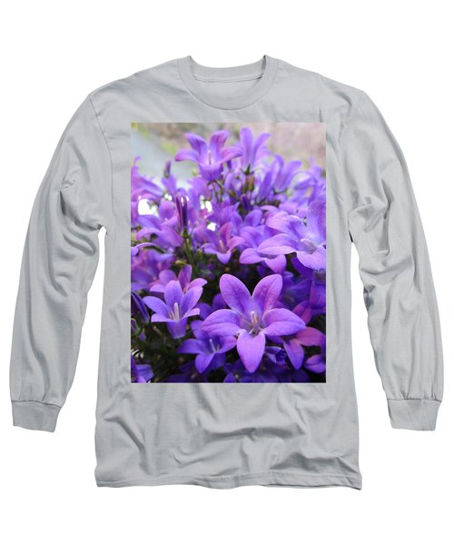 Campanula Long Sleeve T-Shirt