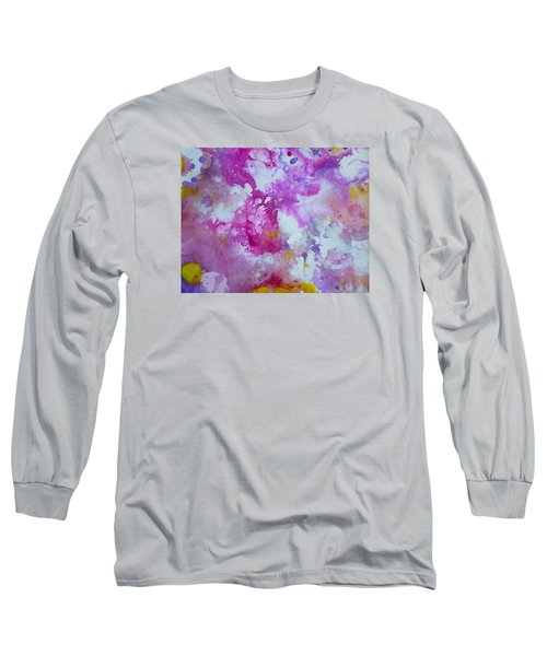 Candy Clouds Long Sleeve T-Shirt by Tracy Bonin
