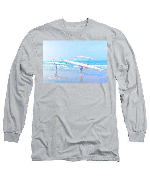 Canoe Ladies Long Sleeve T-Shirt