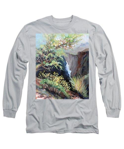 Canyon Land Long Sleeve T-Shirt