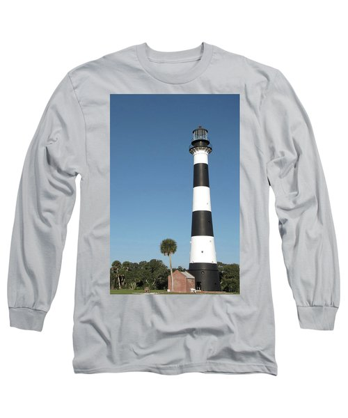 Cape Canaveral Lighthouse  Long Sleeve T-Shirt