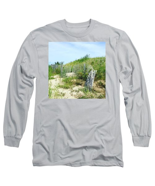 Cape Cod Long Sleeve T-Shirt by Beth Saffer