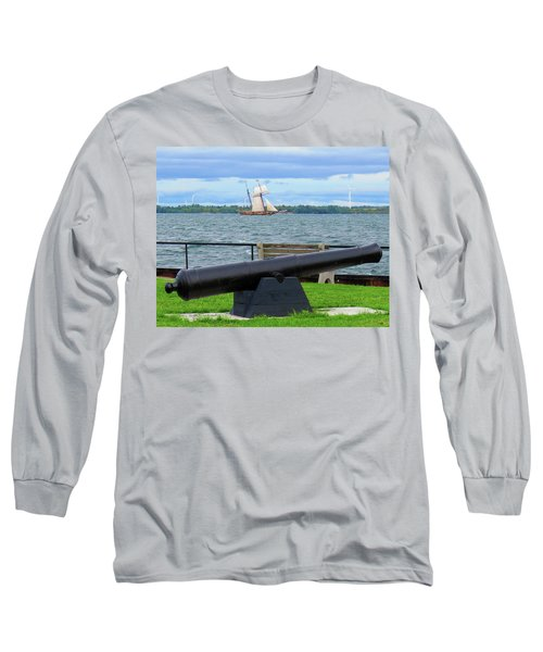 Cape Vincent Gun Long Sleeve T-Shirt