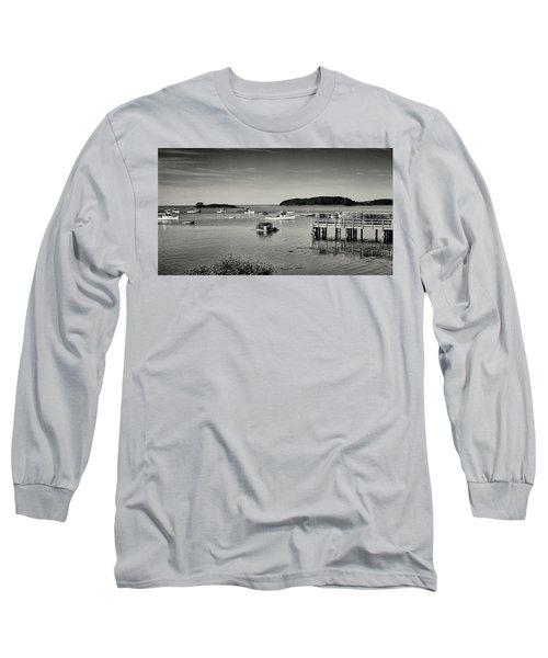 Cape Porpoise Harbor Long Sleeve T-Shirt