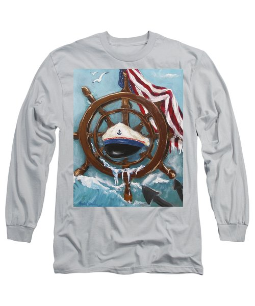 Captain's Home Long Sleeve T-Shirt