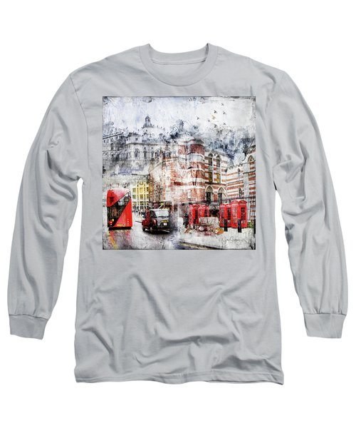 Carey Street Long Sleeve T-Shirt