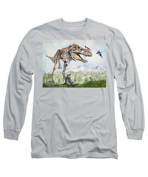 Carnivore Club Long Sleeve T-Shirt