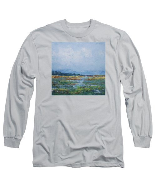 Carolina Country Blues Long Sleeve T-Shirt