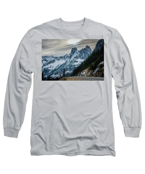 Cascade Beauty Long Sleeve T-Shirt