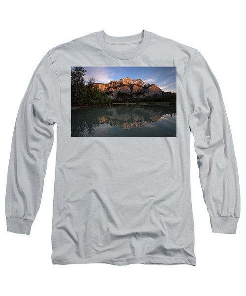 Cascade Ponds Reflections Long Sleeve T-Shirt
