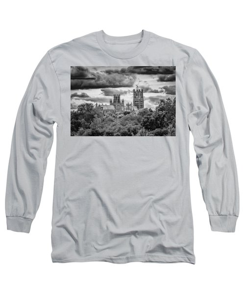 Cathedral From The North-east Long Sleeve T-Shirt