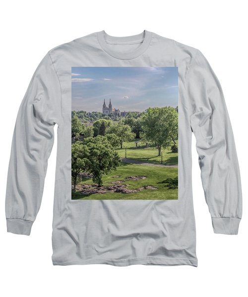 Cathedral Of St Joseph #2 Long Sleeve T-Shirt