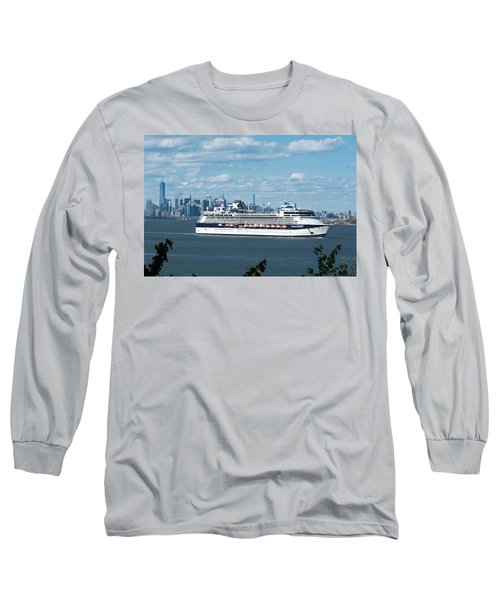 Celebrity Summit Long Sleeve T-Shirt by Kenneth Cole