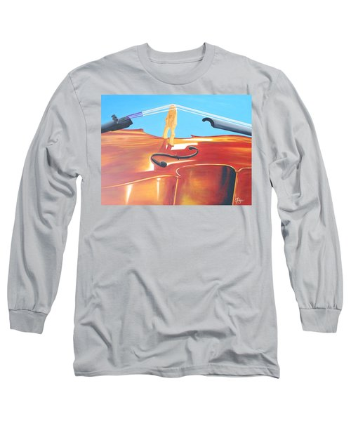 Cello Long Sleeve T-Shirt