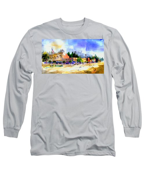 Central Square Auburn Long Sleeve T-Shirt