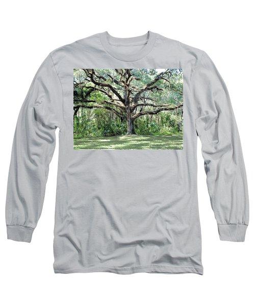 Chaotic Order Long Sleeve T-Shirt