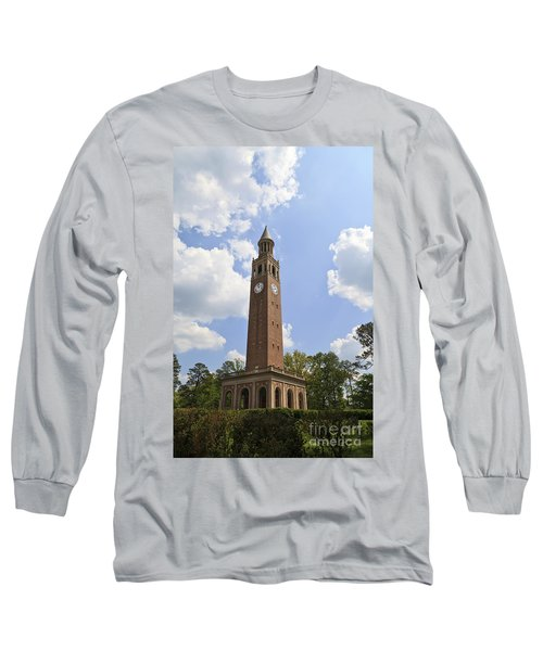 Chapel Hill Bell Tower Long Sleeve T-Shirt