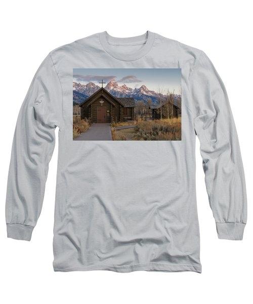 Chapel Of The Transfiguration - II Long Sleeve T-Shirt