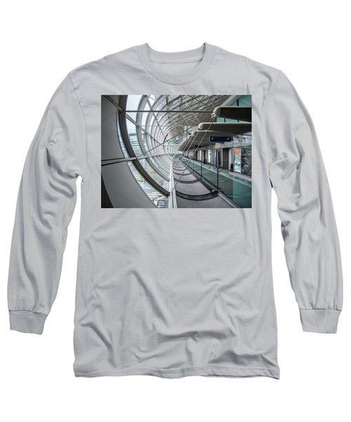 Charles De Gaulle Long Sleeve T-Shirt