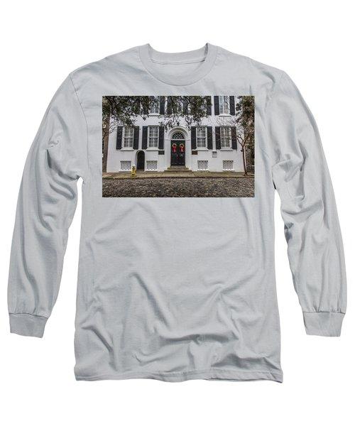 Charleston Doorway 3 Long Sleeve T-Shirt