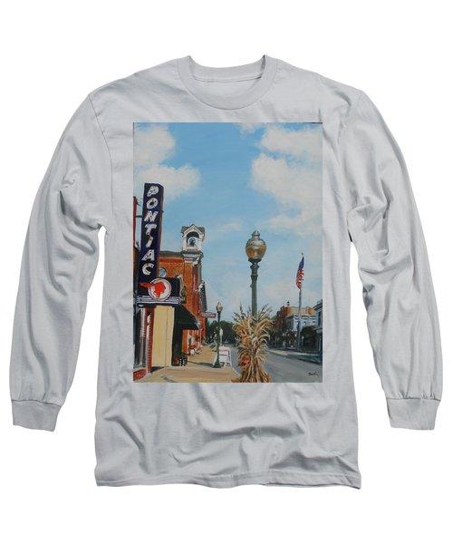 Chelsea Long Sleeve T-Shirt