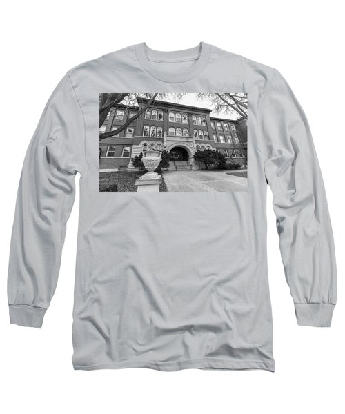 Chemistry Building University Of Illinois  Long Sleeve T-Shirt