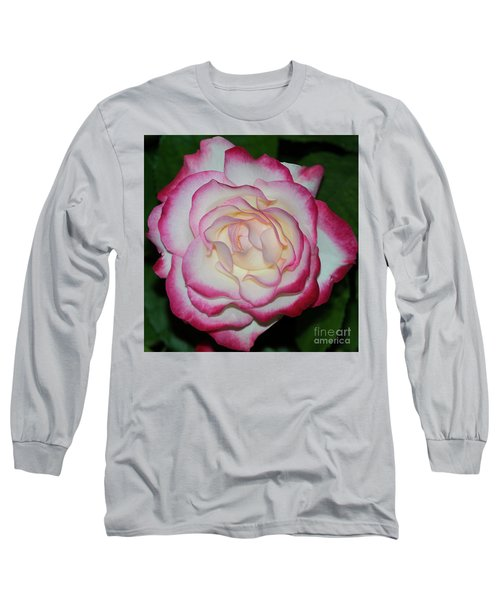 Cherry Parfait Rose 1 Long Sleeve T-Shirt