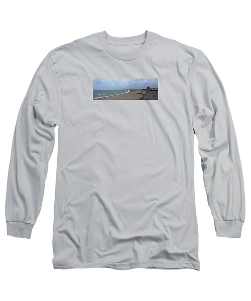 Chesil Beach November 2013 Long Sleeve T-Shirt