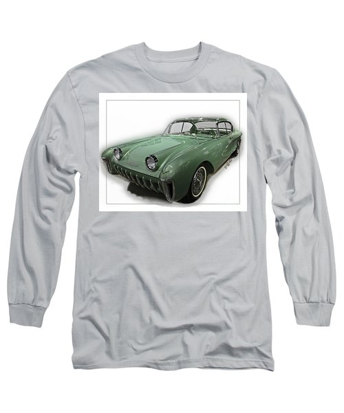 Chevorlet Concept Long Sleeve T-Shirt