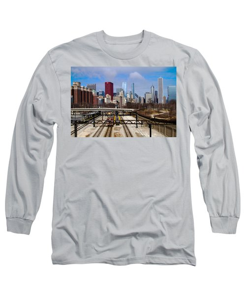 Chicago Metro Long Sleeve T-Shirt