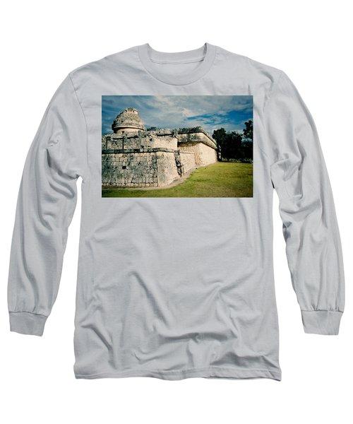 Chichen Itza 1 Long Sleeve T-Shirt